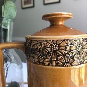 Vintage Kitchen - Vintage inspired Floral Kettle